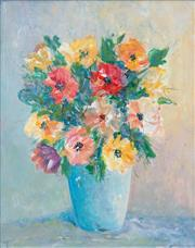 Sale 8548 - Lot 2028 - Stephen Tandori - Floral Still Life 34 x 26.5cm