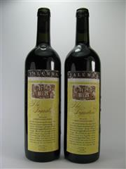 Sale 8238B - Lot 91 - 2x 2001 Yalumba The Signature Cabernet Shiraz, Barossa Valley