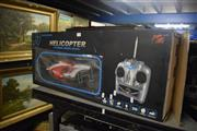 Sale 8346 - Lot 2168 - Remote Control Helicopter