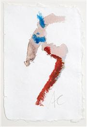 Sale 8526 - Lot 575 - Adam Cullen (1965 - 2012) - Untitled 22.5 x 15cm