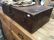 Sale 8889 - Lot 1411 - Timber Case