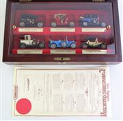Sale 8960T - Lot 48 - Matchbox Models of Yesteryear Connosseurs collection in timber box