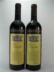 Sale 8238B - Lot 29 - 2x 2000 Yalumba The Signature Cabernet Shiraz, Barossa Valley