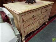 Sale 8469 - Lot 1055 - French Style 6 Drawer Chest