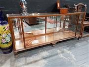Sale 8889 - Lot 1005 - Glass Display Case