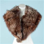 Sale 9027F - Lot 9 - A fox fur stole