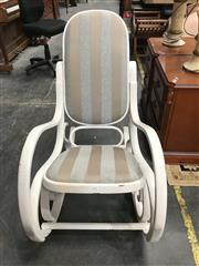 Sale 8817 - Lot 1070 - Timber Rocking Chair