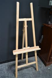 Sale 8161 - Lot 1016 - Timber Easel