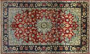 Sale 8256B - Lot 62 - Persian Kashan 210cm x 350cm RRP $2000