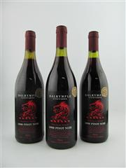 Sale 8353A - Lot 806 - 3x 1998 Dalrymple Vineyards Pinot Noir, Pipers River