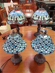 Sale 8580 - Lot 1088 - Two Pairs of Table Lamps
