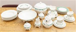 Sale 9239H - Lot 85 - A quantity of Villeroy & Boch Green Park and other dinnerwares