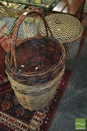 Sale 8338 - Lot 1416 - Collection of Baskets