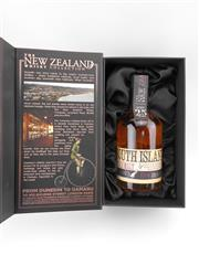 Sale 8531 - Lot 1962 - 1x The New Zealand Whisky Company 25YO South Island Single Malt Whisky - 40% ABV, 350ml in presentation box
