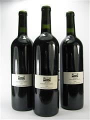 Sale 8238B - Lot 32 - 3x 1993 Wynns Coonawarra Estate Michael Shiraz, Coonawarra