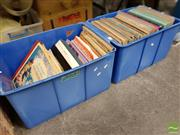 Sale 8478 - Lot 2092 - 2 Tubs of LP Records