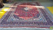 Sale 8390 - Lot 1006 - Persian Kashan (395 x 285cm)