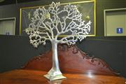 Sale 8175 - Lot 1012 - Detailed Alloy Design of Tree Of Life