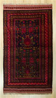 Sale 8601C - Lot 5 - Vintage Persian Baluchi 220x136
