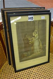 Sale 8013 - Lot 1252 - 6x Pictures Crys of London