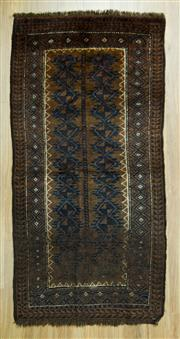 Sale 8601C - Lot 6 - Antique Persian Baluchi 192x95