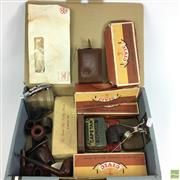 Sale 8648A - Lot 89 - Various Pipes & Smoking Paraphernalia