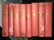 Sale 8659 - Lot 2317 - 8 Volumes pub. T. Nelson & Sons, Library Books incl. Treasure Island; Hereward the Wake; The Three Musketeers; etc