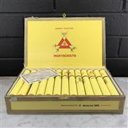 Sale 9042W - Lot 834 - Montecristo Tubos Cuban Cigars - box of 25, stamped January 2017