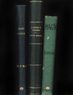Sale 7919A - Lot 1826 - Magic: Stage Illusions & Scientific Diversions by A. Hopkins & 2 Other Volumes on Magic
