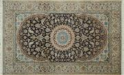 Sale 8256B - Lot 66 - Persian Nain 280cm x 180cm RRP $5000