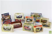Sale 8521 - Lot 57 - Collection Of Matchbox Model Cars