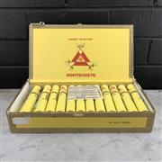 Sale 9017W - Lot 61 - Montecristo Petit Tubos Cuban Cigars - box of 25, removed from box stamped March 2016