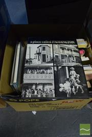 Sale 8530 - Lot 2211 - Box of Books incl U.Smith a place called PADDINGTON Sydney 1970, First Ed