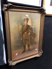 Sale 8819 - Lot 2081 - Photo of World War I Soldier