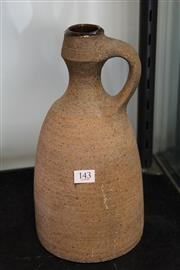 Sale 7978 - Lot 25 - Colin Levy Pottery Jug
