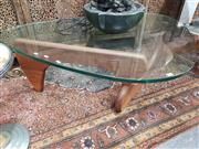 Sale 8744 - Lot 1027 - Noguchi Style Coffee Table