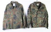 Sale 8952M - Lot 635 - A Large Collection Of German Military Camouflage Uniforms