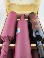 Sale 8353 - Lot 696 - 6x 2008 Grant Burge Meshach Shiraz, Barossa Valley - in timber box