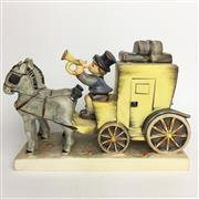 Sale 8456B - Lot 26 - Hummel Figure of a Boy in Horse & Cart