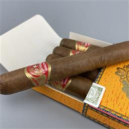 Sale 9165 - Lot 724 - Partagas Mille Fleurs Cuban Cigars - pack of 5 cigars, removed from box dated September 2016