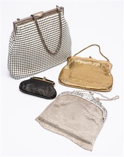 Sale 9170H - Lot 85 - A quantity of Oroton glomesh and other bags