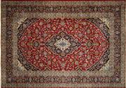 Sale 8256B - Lot 68 - Persian Kashan 390cm x 290cm RRP $3000