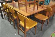 Sale 8392 - Lot 1084 - Parker 7 Piece Dining Suite