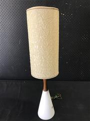 Sale 9039 - Lot 1021 - Lyndale Qualityware Retro Table Lamp (H72cm)