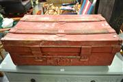 Sale 8046 - Lot 1086 - Metal Trunk