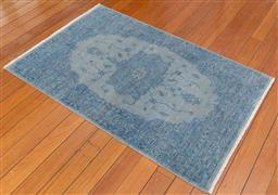 Sale 9191H - Lot 75 - Hand Knotted Traditional Afghan Chobi, size 185 x 121 cm
