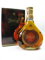 Sale 8290 - Lot 466 - 1x Johnnie Walker Swing Blended Scotch Whisky - in box