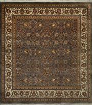 Sale 8412C - Lot 35 - Indian jaipor 190cm x 207cm