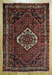 Sale 8601C - Lot 16 - Vintage Persian Shiraz 205x140