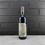 Sale 9905W - Lot 677 - 1x 1987 Penfolds Bin 707 Cabernet Sauvignon, South Australia